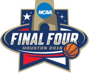 2016 March Madness Final Four Logo
