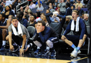 Monmouth Bench Celebrates