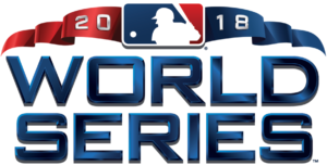2018 MLB World Series Logo